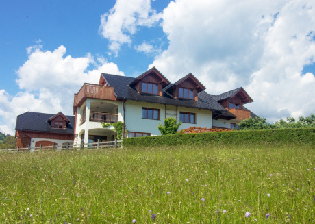 Relaxing holidays in peaceful surroundings only a 15 minute walk from Lake Bled