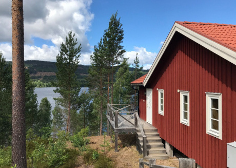 Exclusive apartment on the fairy tale Övre Brocken