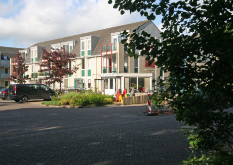 Nicely furnished apartments, situated in a complex that borders the Dunes of Texel National Park