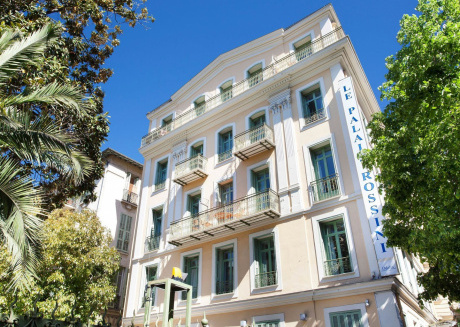 Nice and centrally located city apartments in the inviting Nice