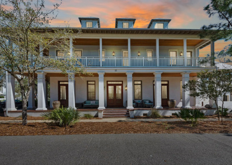 Sunshine Cottage - The perfect location on the Park Side of Rosemary Beach