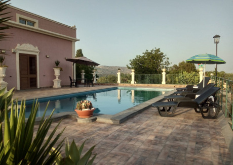 Villa Fiore ground floor with swimming pool for exclusive use - wi-fi