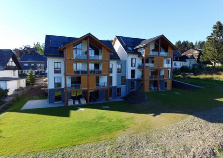 Penthouse at the slopes near Winterberg 12