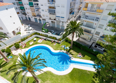 Cool and White Apartment Torrecilla Playa Canovas