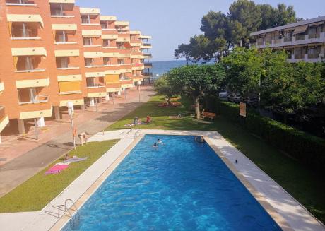 7377-Apartamento Piscina, Terraza, A/C y Parking