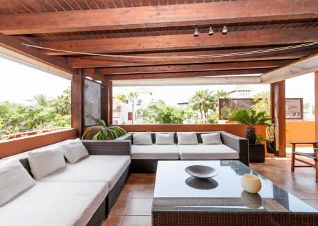 Luxurious Embrujo Playa Penthouse Banus Canovas VC
