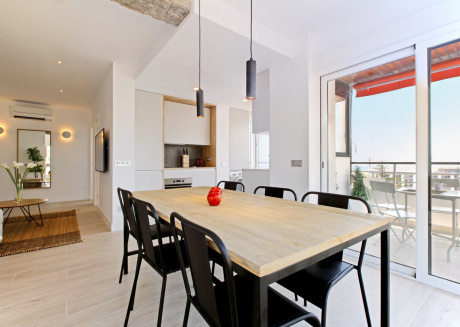 Nogalera Terrace II by Madflats Collection