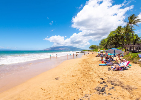 Kamaole Sands 1-105 · Perfect Family w/ Kids Resort 100 Steps to Beach!