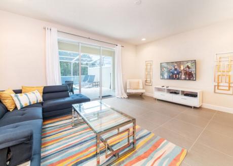 3 bedroom suite at Serenity Resort