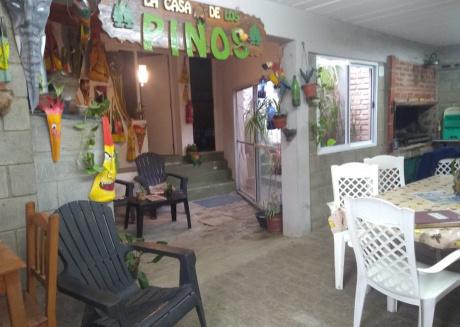 Apart casa, bungalows, La casa de los pinos en San José Entre Ríos.