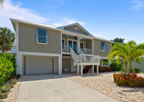 On Beach Time 3 BR Pool Home