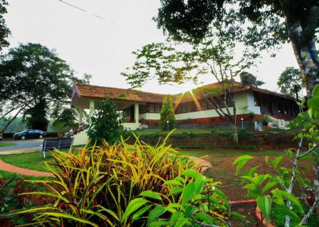 Bungalow With Tea Garden View