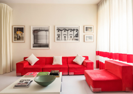 Trastevere Designer Terrace Apartment