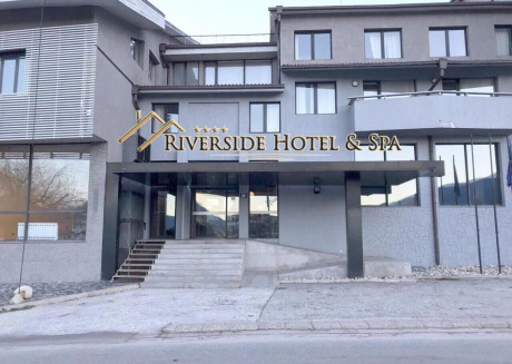 Riverside Boutique Hotel - double room