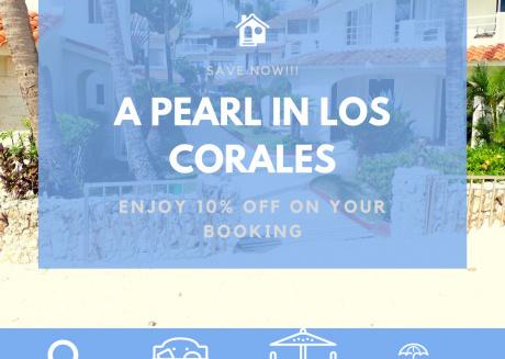 A Pearl In Los Corales. Playa Bavaro. Punta Cana