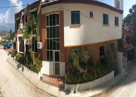 The accommodation is located in Santa Marta rodadero
