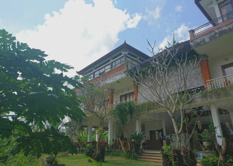 Rive Ubud Hotel Mountain View