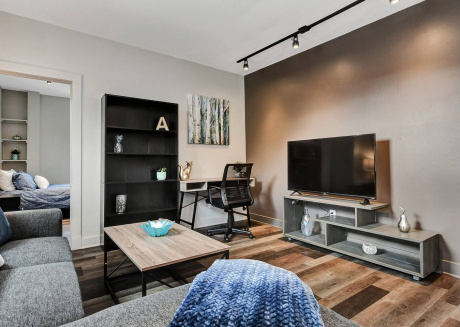 Newly Designed Space - Modern 1 BR - Vanier