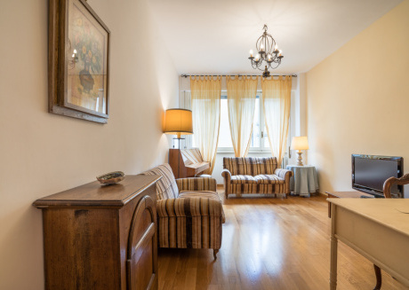 Cozy Family apartment With Two Bedrooms-firenze