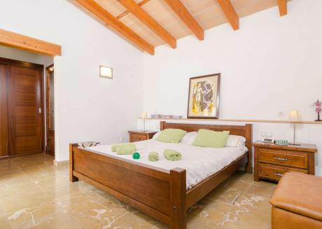CASA PUIG DE NA FRANQUESA - Villa for 6 people in Manacor.