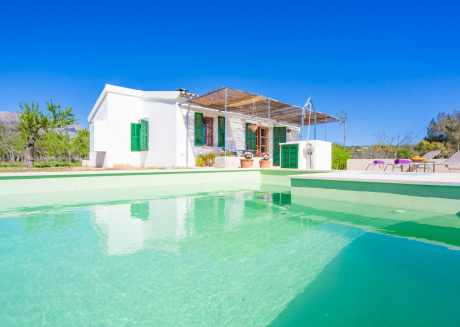 SES PLANES - ADULTS ONLY (CA NA FAUSTINA) - Villa for 2 people in SELVA.