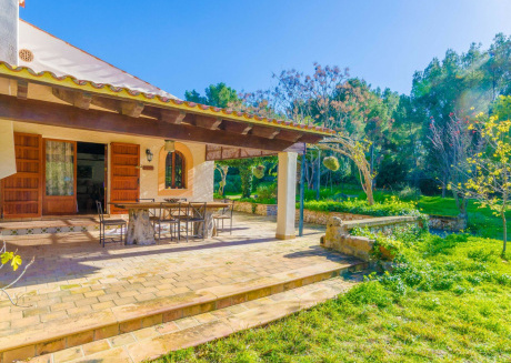 CAN CAPULLA 6 - Chalet for 6 people in Ses Covetes.