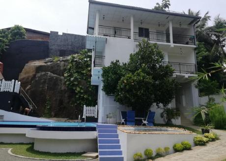 6 Beds Rooms Privet Villa Eliot, Galle, srilanka.