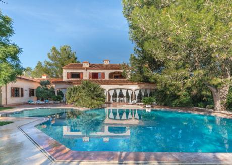 Villa Son Menusset, piscina privada, wifi, sabor a naturaleza