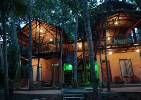Villa Bunky Monkey Located in Hikkaduwa, within 4.3 km of Hikkaduwa Coral Reef a