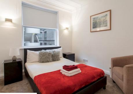 Mayfair Suite near Bond Street 2A (RU/CL)