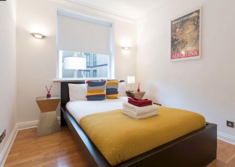 Mayfair Suite near Bond Street 4A (RU/CL)