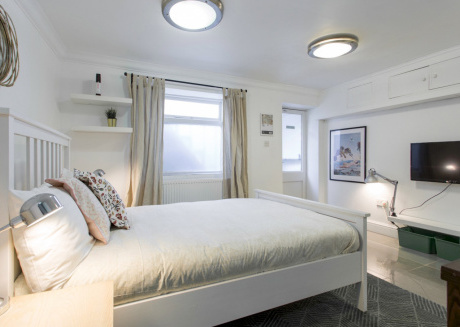 Studio Apartment near Edgware Road BS (RU/CL)