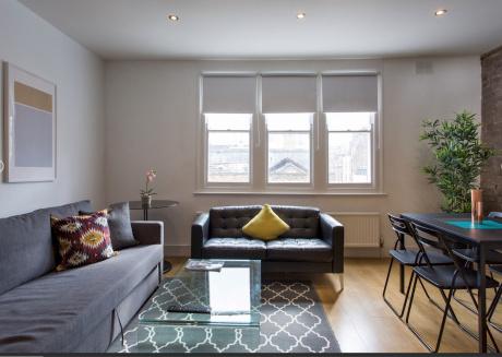 2 Bedroom Apartment near Edgware Road F6 BS (RU/CL)