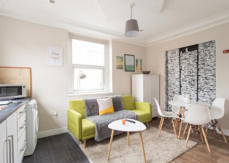 1 Bedroom Apartment near Edgware Road BS (RU/CL)