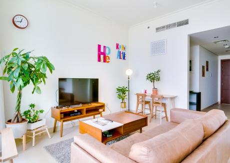 Pinewood [Ease by Emaar] |One Bedroom Apartmen...