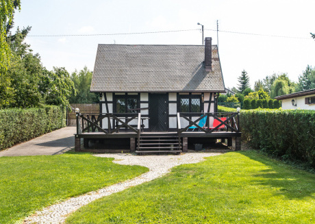 Scintillating Holiday Home In Wielka Wies on The Lake
