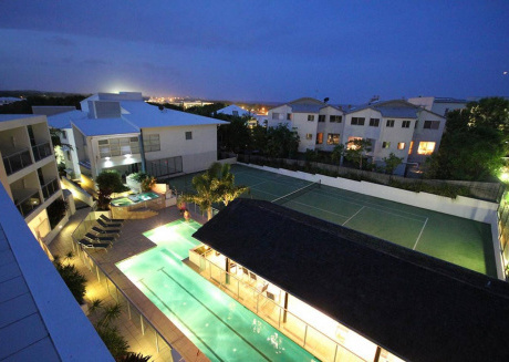 1BR Coolum Beach ★Rooftop Terrace★Spa★Tennis★Pool