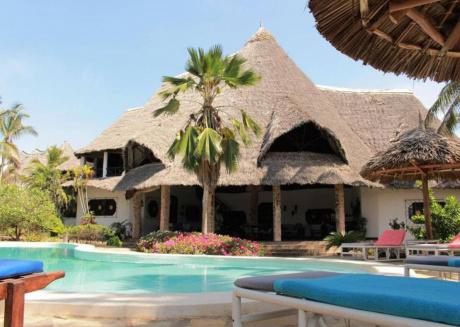 Beach Location Luxury Villa