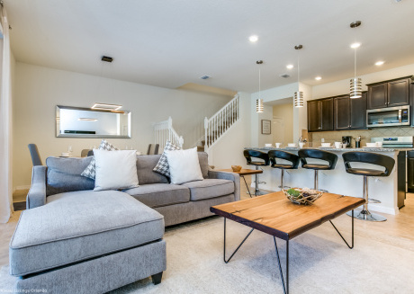 Space, Privacy & Luxury at this 5BD/4.5BA town-home!