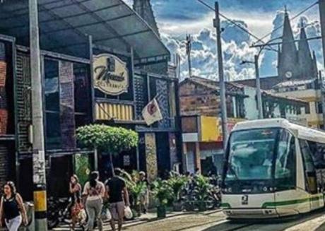 Tram Ayacucho Buenos Aires, Medellin