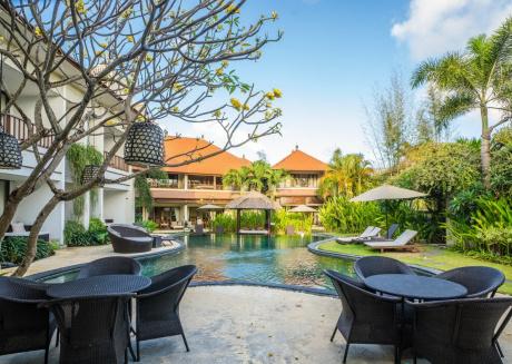Deluxe Room villa Diana Legian Bali