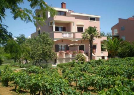 Ferienwohnung 4810-1 für 4 Pers. in Zaton (Zadar)