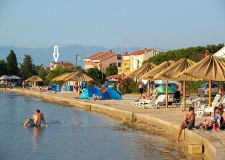 Ferienwohnung 4810-5 für 4 Pers. in Zaton (Zadar)