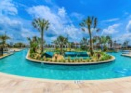 9Bed 5Bath Villa at Storey Lake Resort