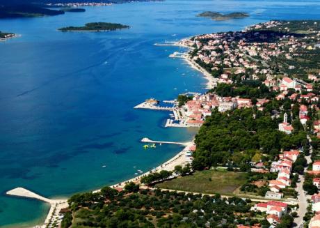 Ferienwohnung 4811-1 für 4 Pers. in Sveti Filip i