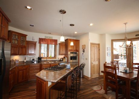 BRAND NEW LISTING! A true Breckenridge retreat. Stunning and spacious home.