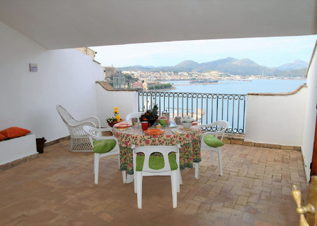 Appartment with Sea View in Gaeta