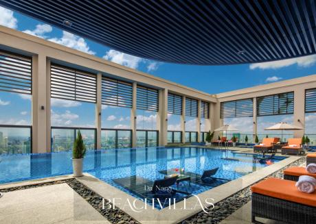 Modern 2 Br Apartment @ 4points| Opposite Beach⛱️