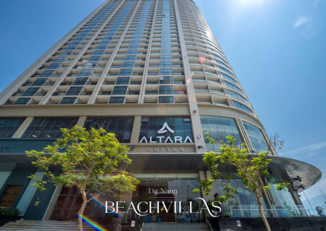 modern 2 Br Apartment at 4points| Opposite Beach