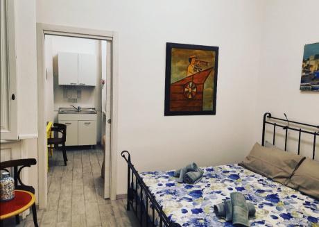 Milan center-delicious two-room apartment